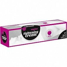 Крем для женщин с сужающим эффектом Vagina Tightening XXS 30мл 77200  Крем ERO tightening Cream содержит специальный вяжущий компонент, делающий влагалище более чувствительным.