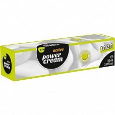 Стимулирующий крем для мужчин Power Cream Active 30мл 77203  Для усиления оргазма.
