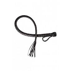 Плеть Змея черная  Плеть Змея представляет собой плеть без жёсткой рукоятки.
