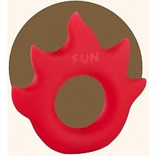 """Красное эрекционное кольцо Flame  Они повышают эрекцию и превращают """"его"""" в украшение! Loverings блещут их разными диаметрами.   Особенности:  •хорошо растягиваются  •различного диаметра  •прочны в использовании  •игривый дизайн в комбинации с продуманной функциональностью  •100 % высококачественный силикон медицинского стандарта с нейтральным запахом и легок в чистке"""