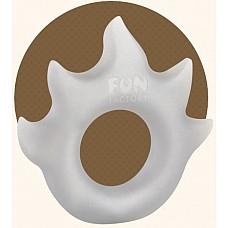 """Белое эрекционное кольцо Flame  Они повышают эрекцию и превращают """"его"""" в украшение! Loverings блещут их разными диаметрами.   Особенности:  •хорошо растягиваются  •различного диаметра  •прочны в использовании  •игривый дизайн в комбинации с продуманной функциональностью  •100 % высококачественный силикон медицинского стандарта с нейтральным запахом и легок в чистке"""