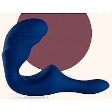 Безремневой синий страпон Share XS  Безремневой синий страпон Share XS