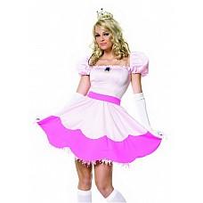 Платьице принцессы, S  Великолепное платьице для создания образа невинной принцессы.