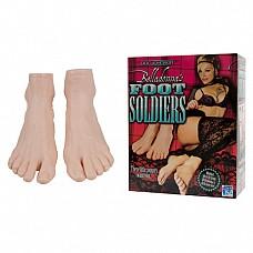Сексуальные ступни BELLADONNA 5085-01 BX DJ  Сексуальный ножки красотки Белладонны.