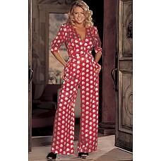 Пижамка с принтом Мэрилин Монро  Пижамка с принтом Мэрилин Монро