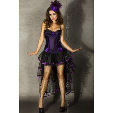 Юбка с хвостом Chilirose, Размер XXL, XXL  Роскошная юбка, которая отлично подойдет для ролевого костюма или на вечеринку Хеллоуин.