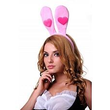 Ушки зайчика с сердечком  Набор состоит из  · ушек