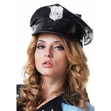 Фуражка полицейского 02881OS  Многие новогодние костюмы, предлагаемые в каталогах, требуют специальных аксессуаров.