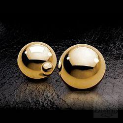 Вагинальные шарики Fetish Fantasy Gold Ben-Wa Balls золотые