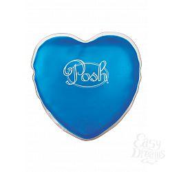 California Exotic Novelties, Америка Теплый массажер Posh Warm Heart Massagers blue 2094-20BXSE