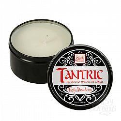 Массажная свеча Tantric Soy Candle - Tasty Strawberry