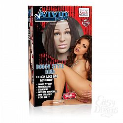 Реалистичная секс-кукла Vivid Raw Doggy Style Diva Love Doll