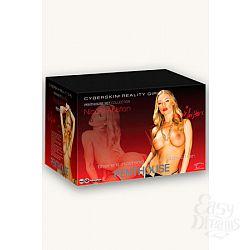 Topco Sales Кукла цельнолитая Penthouse® Nicole Aniston телесная с вибрацией
