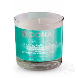 DONA Массажная свеча DONA Scented Massage Candle Naughty Aroma: Sinful Spring 135 г