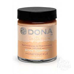 DONA Карамель для тела DONA Body Topping Honeysuckle 59 мл