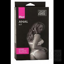 California Exotic Novelties Анальный набор Her Anal Kit