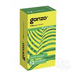 ФармЛайн Презервативы Ganzo Ultra thin № 12