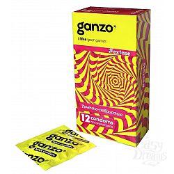 Ganzo Презервативы GANZO Extase No12