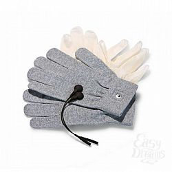 Mystim Перчатки для чувственного электромассажа Mystim Magic Gloves