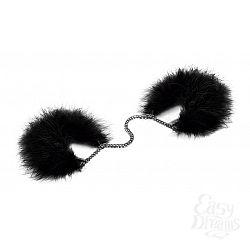 Перьевые наручники Za Za Zu Feather Handcuffs Bijoux