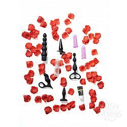 Toy Joy  Набор анальных игрушек для новичков Anal Starter Kit