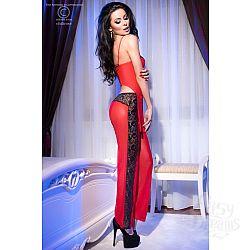 Chilirose Роскошный комплект с брюками Chilirose, S/M, Красный