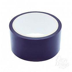 Фиолетовая лента для связывания BONDX BONDAGE RIBBON - 18 м.