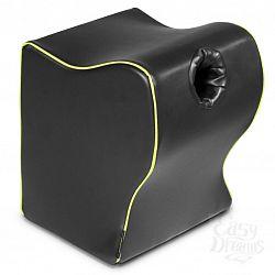 LIBERATOR Liberator Retail Fleshlight Top Dog - подушка для мастурбаторов, Черный