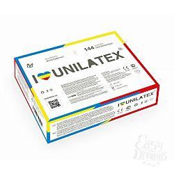 Unilatex Презервативы Unilatex Multifruits 144 шт 3023Un