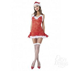 """Le Frivole Costumes"" Костюм кокетливой снегурочки S/M 04901SM"