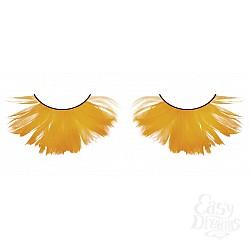 Baci Lingerie Ресницы оранжевые  перья