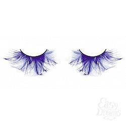 Baci Lingerie Ресницы голубые  перья