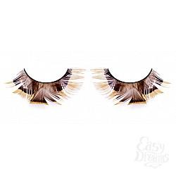 Baci Lingerie Ресницы коричневые  перья