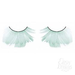 Baci Lingerie Ресницы бирюзовые  перья