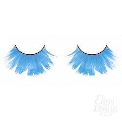 Baci Lingerie Ресницы светло-голубые  перья