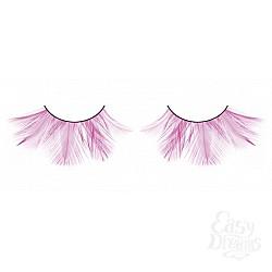 Baci Lingerie Ресницы розовые  перья