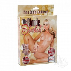 California Exotic Novelties, Америка Блондинка с розовыми губками UKRN 1929-10 BX SE