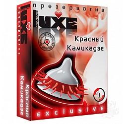 Презерватив LUXE  Exclusive  Красный Камикадзе