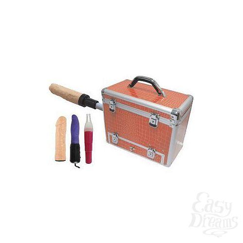 Фотография 1:  Секс-чемодан Wiggler