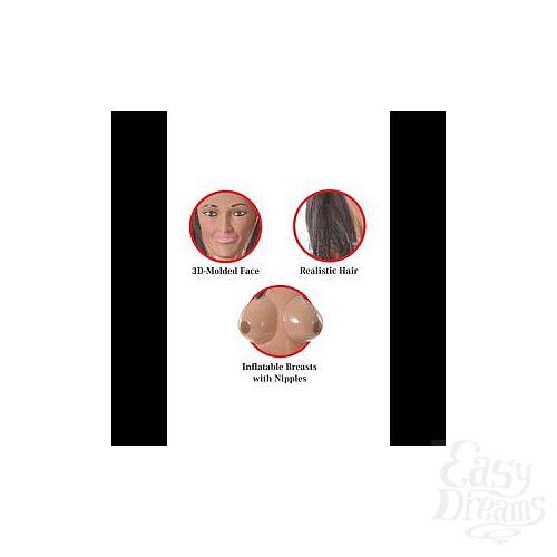 Фотография 3  Кукла надувная PDX Dollz - Katie Cougar.