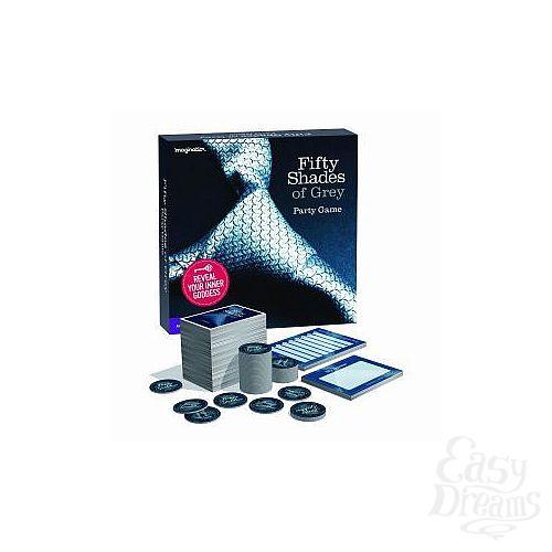 Фотография 2  Настольная эротическая игра  50 оттенков серого