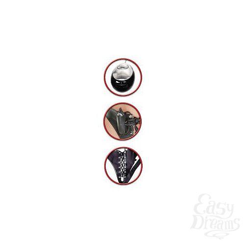 Фотография 6  Вибротрусики с электрическими импульсами Shock Therapy Pleasure Panty