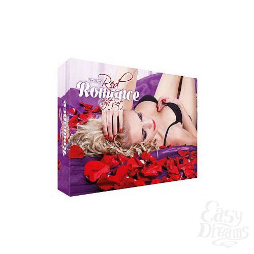 Фотография 2  Подарочный набор секс-игрушек и аксессуаров RED ROMANCE GIFT SET