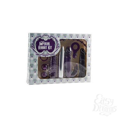 Фотография 2  Набор фиолетовых стимуляторов Imperial Rabbit Kit