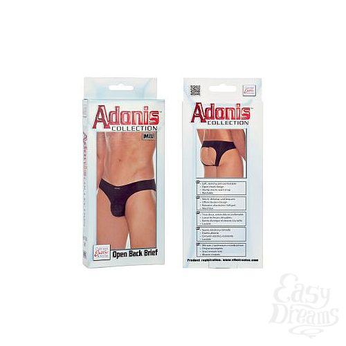 Фотография 2  Мужские трусы Adonis Open Back Brief M/L