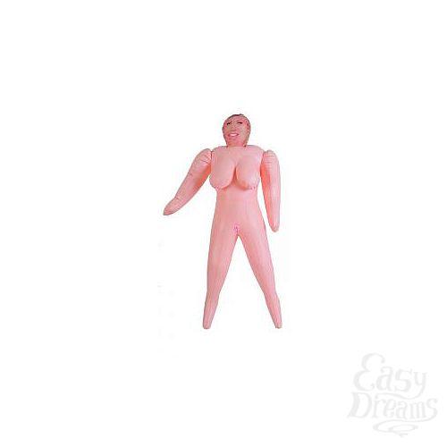 Фотография 3  Надувная кукла-толстушка