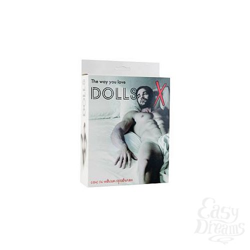 Фотография 1:  Надувная секс-кукла мужского пола