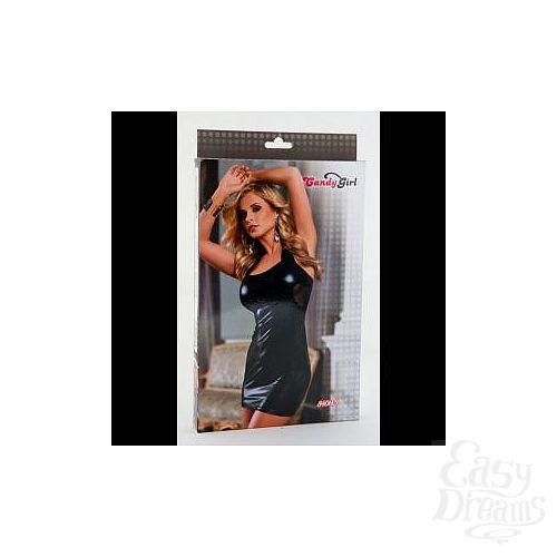 Фотография 3  Облегающее платье с прозрачными вставками на спинке