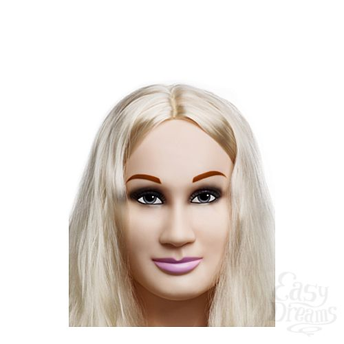 Фотография 4 California Exotic Novelties Кукла Vivid Raw Super Model Love Doll телесная