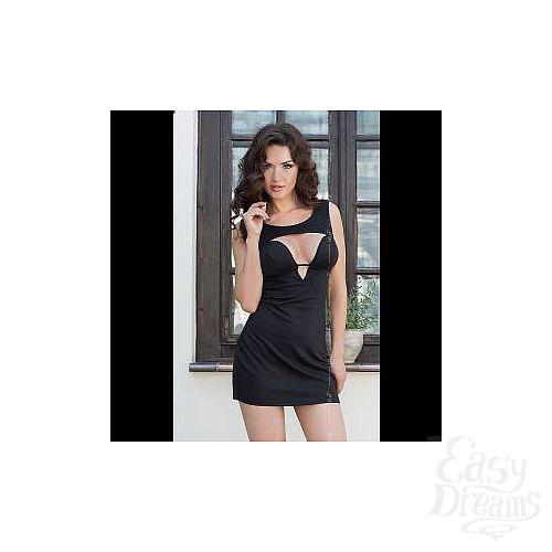 Фотография 1:  Сексуальное платье с красивым декольте